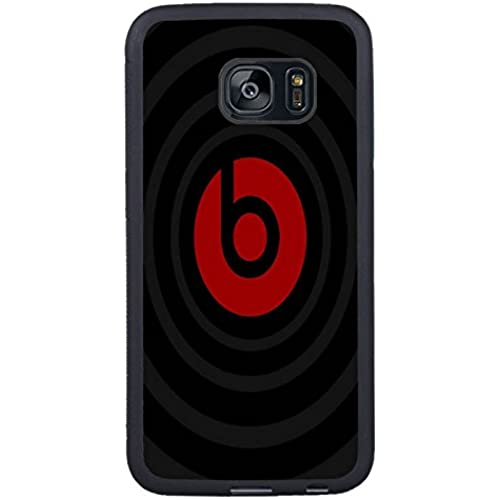 Beats By Dr Dre Black Shell Phone Case Fit For Samsung Galaxy S7 Edge,Beautiful Cover Sales