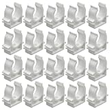 """Sydien 25mm/1"""" ID PVC Water Pipe Clamps U-Shaped"""
