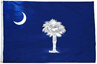product image for Valley Forge South Carolina Flag 2x3 Foot Spectramax Nylon