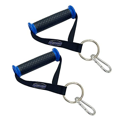 Resistance Band//Bodylastics Heavy Duty Ankle Strap Pair