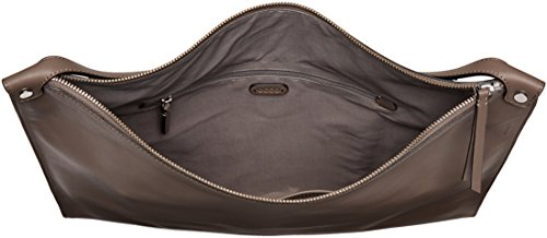 Bag Sacs épaule Sculptured Gris portés Shoulder Ecco Grey Fq71w