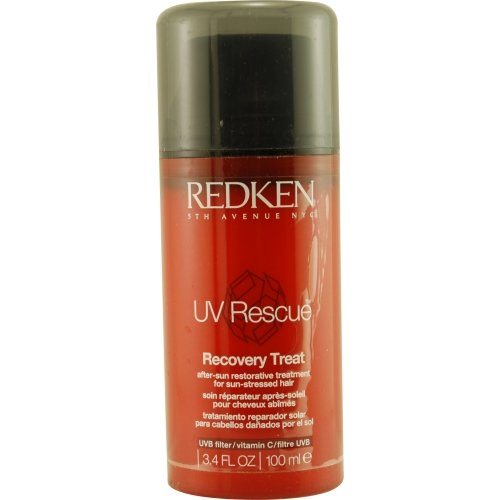 REDKEN by Redken UV RESCUE RECOVERY TREAT AFTER SUN TREATMENT 3.4 OZ for UNISEX ---(Package Of 6) by REDKEN