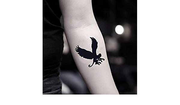 Tatuaje Temporal de Mono volador (2 Piezas) - www.ohmytat.com ...