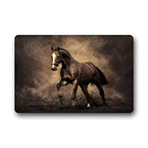 Customize Running Horse Indoor/Outdoor decorative doormat