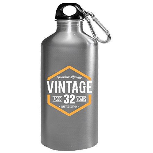 Vintage 32nd Birthday Gift - Water (32nd Birthday Rock)
