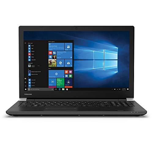 "Toshiba Tecra A50 15.6"" Business Laptop Computer_ Intel Celeron 4205U 1.8GHz_ 16GB DDR4 RAM, 512GB SSD_ WiFi 6_ Bluetooth 5.0_ DVDRW_ Remote Work_ Windows 10 Pro Education_ BROAGE 64GB Flash Drive"