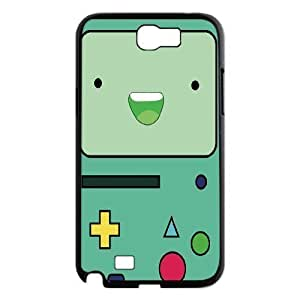 Beemo Adventure Time Personalized Cover Case for Samsung Galaxy Note 2 N7100,customized phone case ygtg588239
