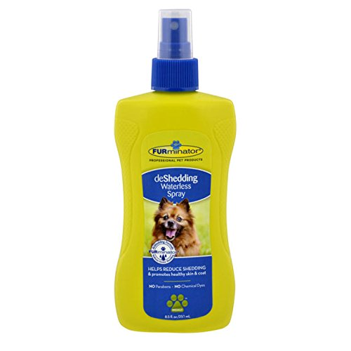 FURminator deShedding Waterless Spray, 8.5-Ounce (Furminator Dog Conditioner compare prices)