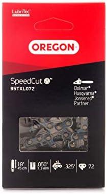 für Husqvarna 3 Stück Oregon Sägeketten Vollmeißel 3//8 1,5mm 50cm 72 TG pass