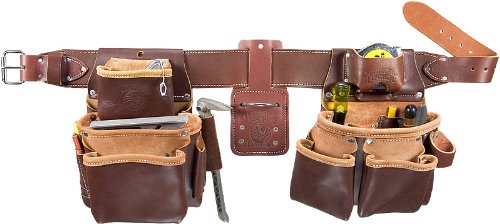 Occidental Leather 5080DB XXL Pro Framer Set with Double Outer Bag by Occidental Leather