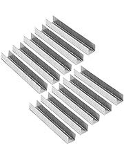 Stapler Nail, Made of Durable Metal Needle Cut Corner Design Staple Gun Staple High‑Strength Galvanized Wire for Oil Painting Wood Frame