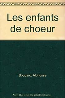 Les enfants de choeur par Boudard