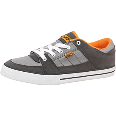 adb0966fe7 Duffs Mens Slice Skate Shoes Charcoal Grey - 7 UK 7 Euro 41 US 8 ...