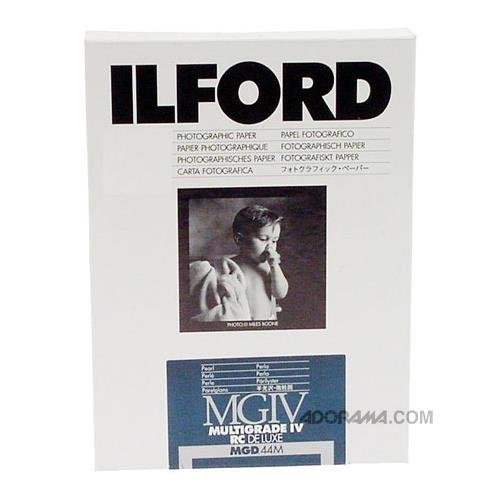 ilford resin coated - 9