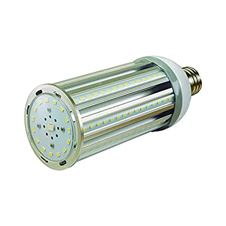 LightED Bombilla LED E27, 45 W, Blanco, 265 x 91 mm: Amazon.es: Iluminación
