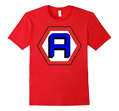 Mens Make Your Own Superhero A Halloween Costume T-Shirt XL (Make Halloween Costume Your Own)
