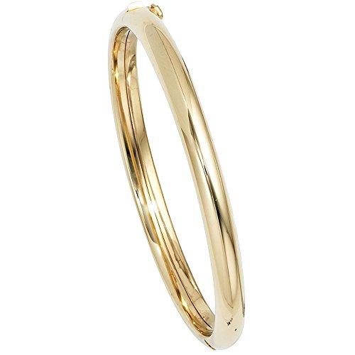 JOBO bracelet en or jaune 585