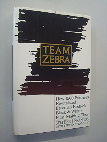 Team Zebra: How 1500 partners revitalized Eastman Kodak