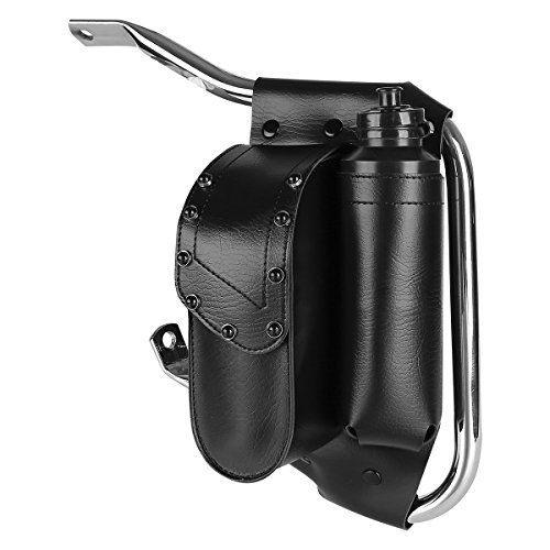 - XMT-MOTO Saddlebag Guard Bag W/ Water Bottle Holder For Most of Harley Touring models With crash bars Road King, Electra Glides, Road Glides