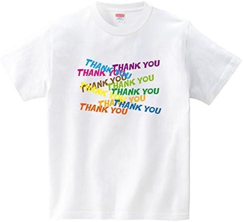 THANK YOU(Tシャツ・ホワイト) (フォーヴァ)