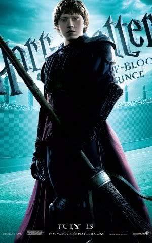 Póster de Harry Potter and The Half Blood Prince – Póster de ...
