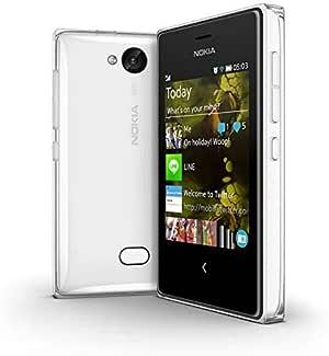 Nokia Asha 503-3G, WiFi, White