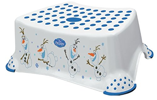 Disney Baby Frozen Olaf Step Stool with Non Slip Base 49401