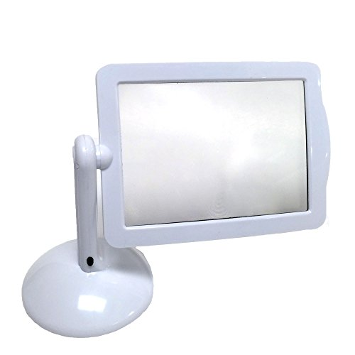 Brighter Viewer: LED Magnifier - Screen Magnifier with Light in White by Brighter Viewer
