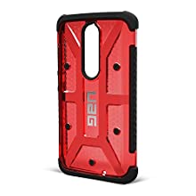 UAG Motorola Droid Turbo 2 Feather-Light Composite [MAGMA] Military Drop Tested Phone Case