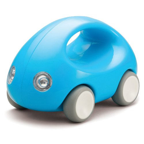 - Kid O Go Car Early Learning Push & Pull Toy - Blue