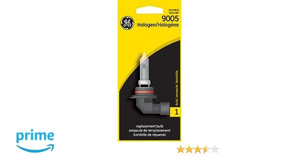 Amazon.com: GE Lighting 9005/BP Standard Automotive Replacement Bulb: Automotive
