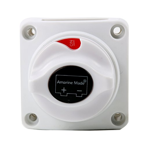 1-X-Marine-Boat-Battery-Power-Disconnect-Switch-Heavy-Duty-Battery-Isolator-Switch