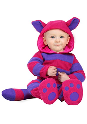 Infant Cheshire Cat Costume 6/9 (Alice In Wonderland Costumes Cheshire Cat)