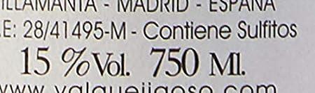 Dehesa Valquejigoso, Vino Tinto, 75 cl - 750 ml
