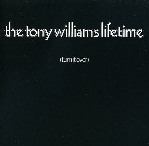 Lifetime Cd - Turn It Over /  The Tony Williams' Lifetime