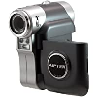 Aiptek IS-DV2 6 Megapixel MPEG4 Image Stabilization Digital Camcorder (Discontinued by Manufacturer)