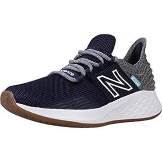 New Balance Kids' Roav V1 Fresh Foam Lace Up Running Shoe