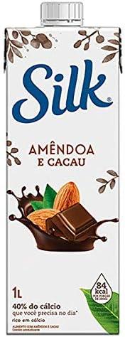 Bebida Vegetal Amendôa e Cacau Silk 1L