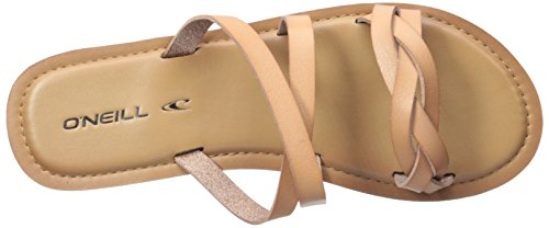 Pictures of O'Neill Women's Jackson Sandals Slide Su8484004 Brown 2