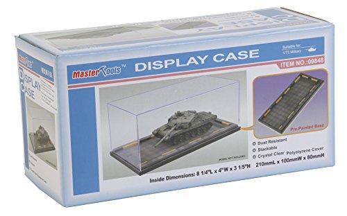 Trumpeter Clear Base Case Display Model Kit