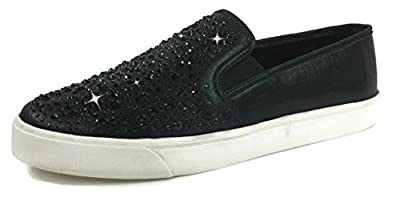 SODA Womens Slip On Sneakers - Closed Toe
