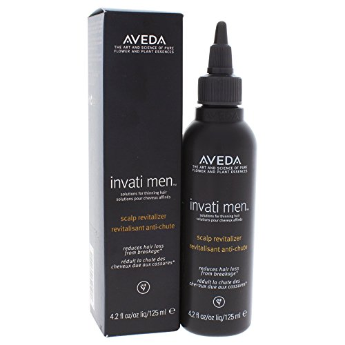 Aveda Invati Men Scalp Revitalizer for Treatment, 4.2 Ounce