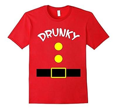 Drunky Dwarf Costume Funny T-Shirt