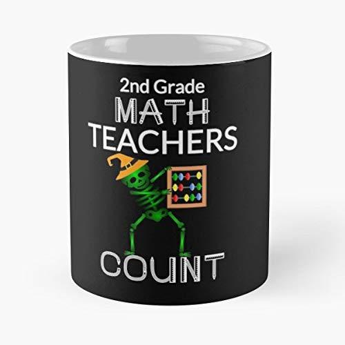 Dabbing Funny Halloween Math - Gift Coffee Mug 11 Oz -