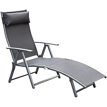 Amazon Com Kozyard Cozy Aluminum Beach Yard Pool Folding