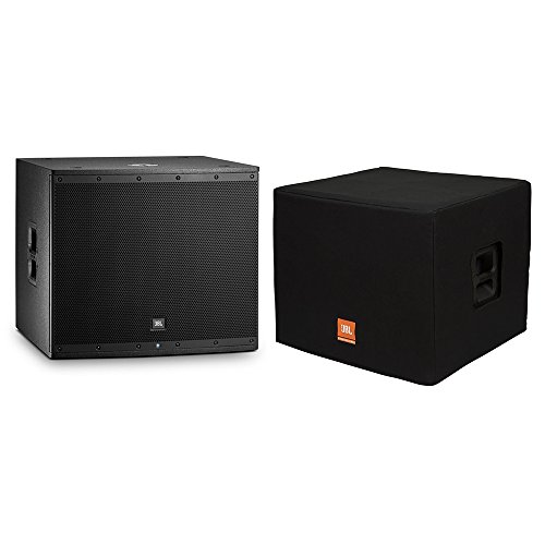 JBL EON618S 18' Powered Subwoofer and JBL Bags EON618S-CVR Deluxe Padded Cover