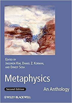 Book Metaphysics: An Anthology (2011-09-06)