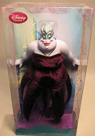 Amazon.es: Ursula Collectors Doll - Classic Disney Doll: Juguetes ...