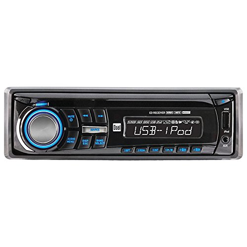 Amazon Dual XDMA350 AM FM CD R RW MP3 WMA USD Contol For Ipod