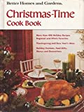 Better Homes and Gardens Christmas Time Cook Book 9780696007903
